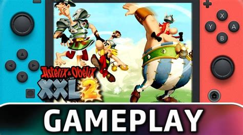 check     minutes  asterix obelix xxl