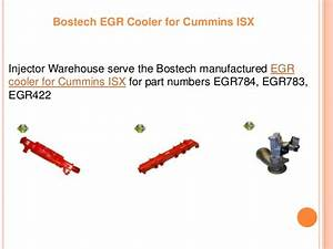 Cummins Isx Egr Cooler Diagram