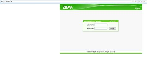 If you are still unable to log in, you may need to reset your router to it's default settings. Password Admin Zte : Zte f660 admin password / zte zxhn f660 power to the.