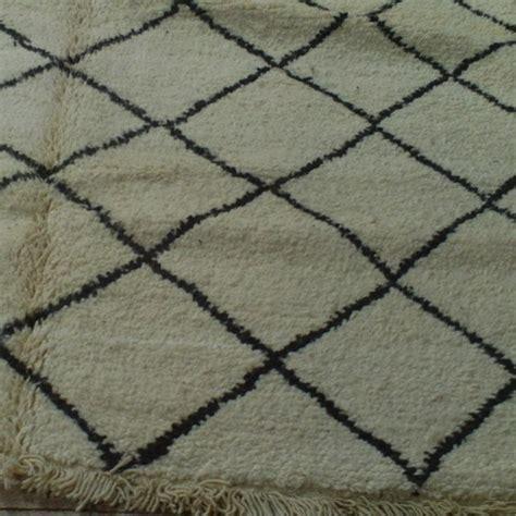tapis du maroc beni ouarain
