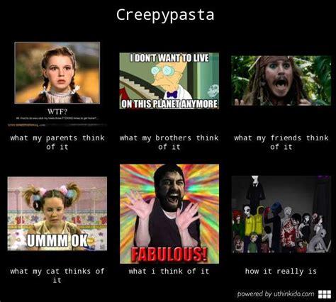 Creepypasta Meme - creepypasta memes funny image memes at relatably com