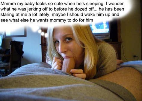 blonde mom son blowjob captions new img