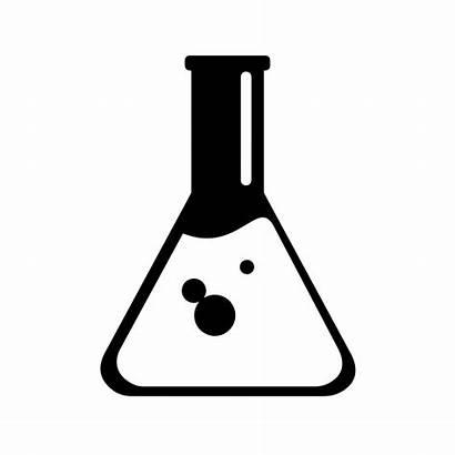 Beaker Chemistry Vinyl Decal Decals Gear Science