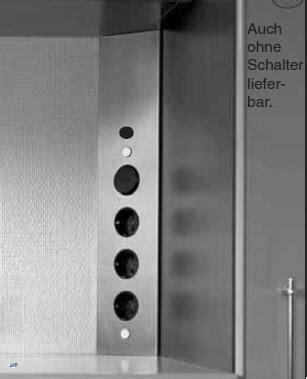 3fach Edelstahl Teleskop Küchen Ecksteckdose Mit Schalter