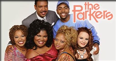 The Cast of The Parkers - Sitcoms Online Photo Galleries