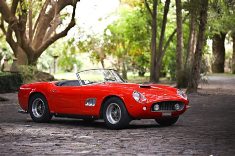 This Rare And Beautiful Classic Ferrari Could Sell For