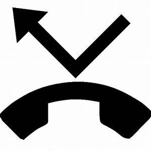 Image Gallery iphone missed call symbol
