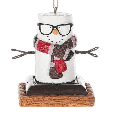 17 best images about s more snowman ornaments on pinterest