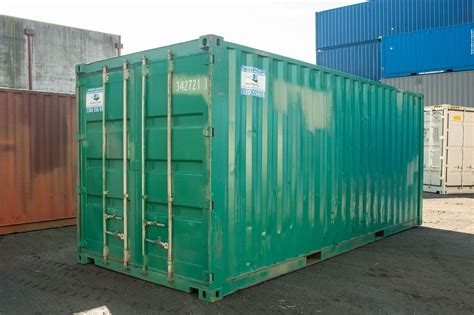 Standard Storage Shipping Container For Sale Shipping