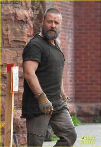 'Noah' Set with Russell Crowe! | emma watson noah set with ...