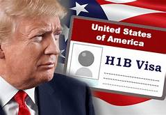 "Trump floats ""path to citizenship"" for H-1B visa holders…"