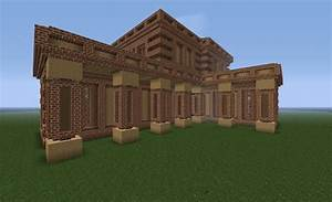 The Library Minecraft Project