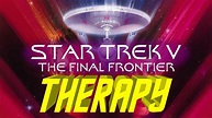 Star Trek V The Final Frontier Review Mistakes - YouTube