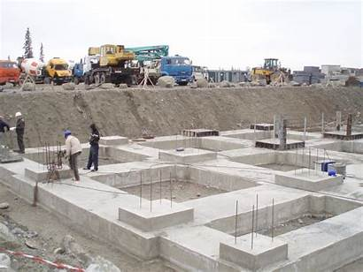 Foundation Building Structure Plan