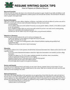 Tips Effective Resume Writing Loseyourlovewriting A Resume Cover Letter Examples