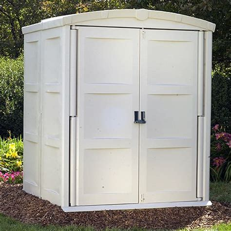 kmart small storage sheds craftsman 8 4 5 quot x 7 1 75 quot resin storage building 378