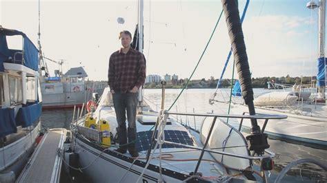 grid sailboat liveaboard  making