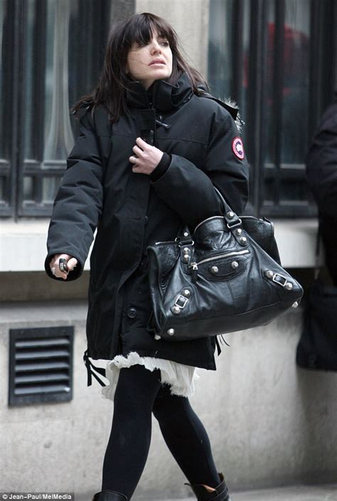 Claudia Winkleman is unrecognisable as she steps out ...