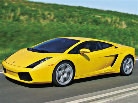 Hd Car Wallpapers Lamborghini Gallardo Spyder Yellow