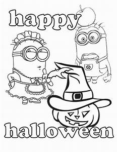 free printable halloween color by number pages - minions halloween coloring pages halloween holidays wizard
