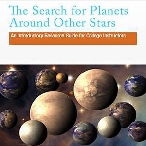The Search for Planets Around Other Stars: An Introductory ...