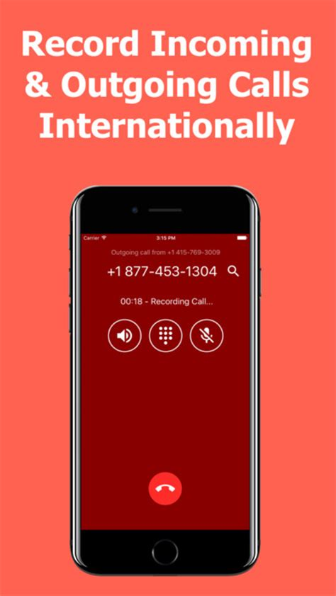 record iphone calls call recorder record a phone call for iphone app