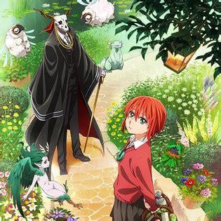 ancient magus bride manga   part prequel anime
