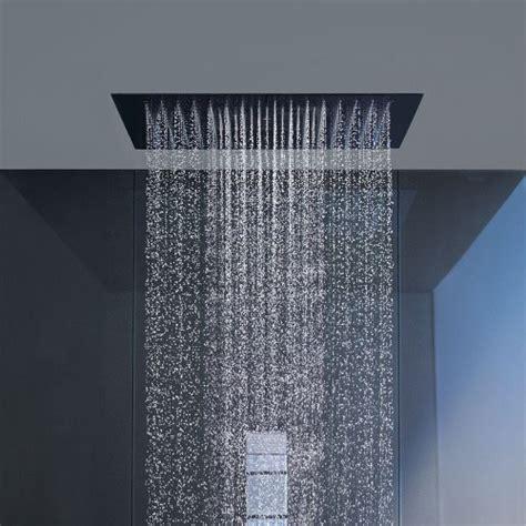 ceiling mount shower axor starck ceiling mount square quot shower heaven quot shower