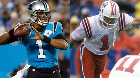 Cam Newton to be first Patriots player to wear No. 1 since ...