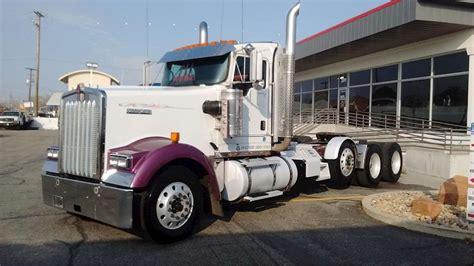 2010 kenworth w900 for sale kenworth w900 fuel trucks lube trucks for sale used