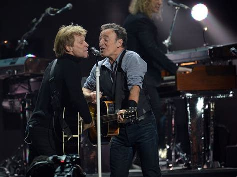 Bon Jovi Competition With Springsteen
