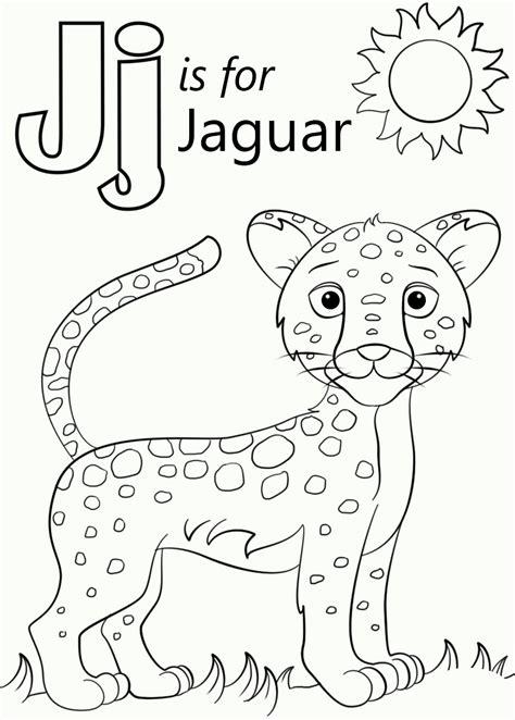 coloring fun jaguar coloring sheets