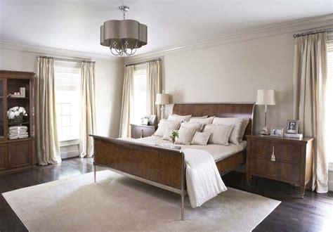 Inspired Flush Mount Chandelier In Bedroom Transitional