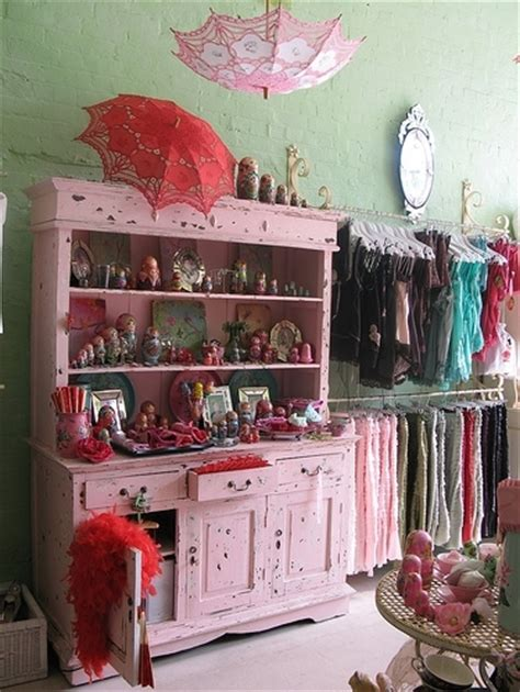 shabby chic shops clothes deco decor house pink pretty image 765 on favim com