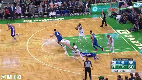 Boston Celtics Defensive Highlights vs Philadelphia 76ers ...