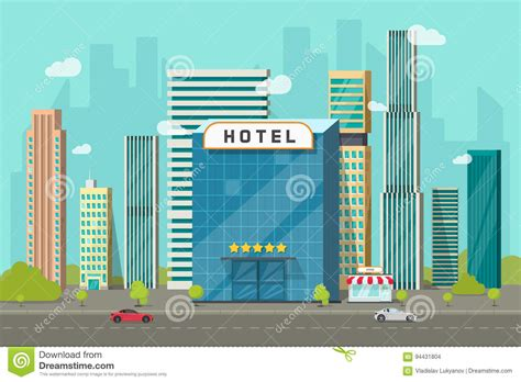 Hotel Cartoons, Illustrations & Vector Stock Images