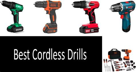 cordless drills   compact easy