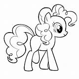Pie Pinkie Coloring Pages Printable sketch template