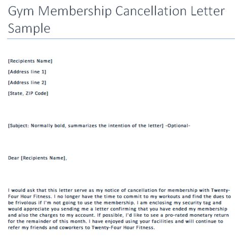 Retro Fitness Cancellation Letter.Planet Fitness Cancel Membership Fee Cancel Gym