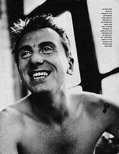 Tim Roth, a strikingly gorgeous man of action and means ...