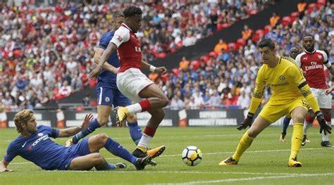 Arsenal hold Chelsea to a goalless draw: As it happened ...