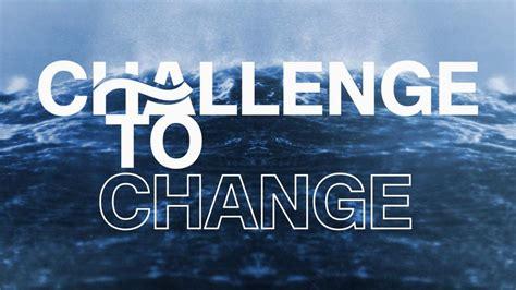 challenge  change cnn