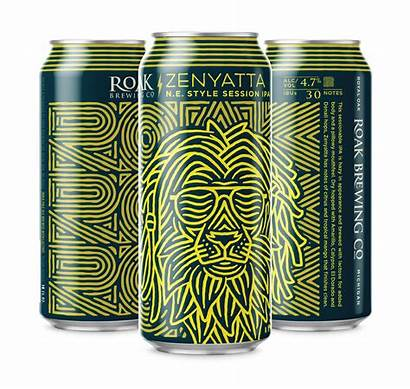 Cans Special Roak Brewing Beer