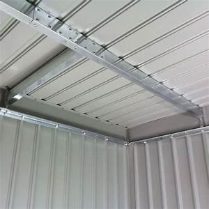 Gerätehaus Aus Metall : ger tehaus schuppen xl 3 7 m aus metall g nstig kaufen ~ Eleganceandgraceweddings.com Haus und Dekorationen