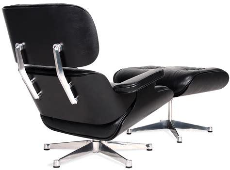 Eames Lounge Chair + Ottoman (collector Replica
