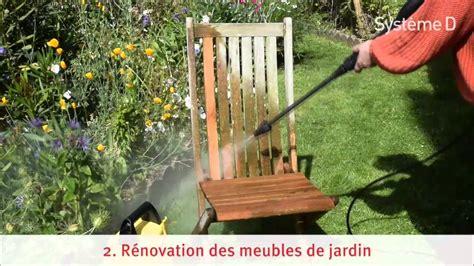 renover chaise bois réparer et rénover les meubles de jardin en bois