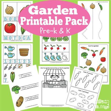 garden printable preschool and kindergarten pack school 311 | 761f8663c922443a3e63b3ab842519b2 preschool garden preschool themes