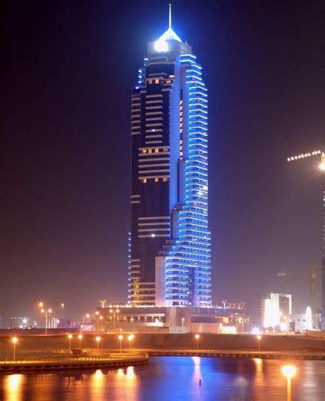 awesome night view photography  dubai