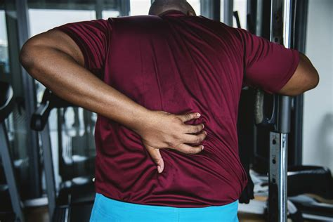 Chronic Lower Back Pain: A Case Study | Physiotherapy ...