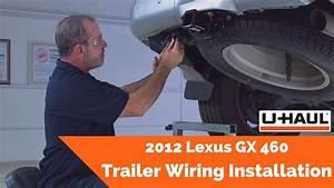 2012 Lexus Gx 460 Trailer Wiring Installation